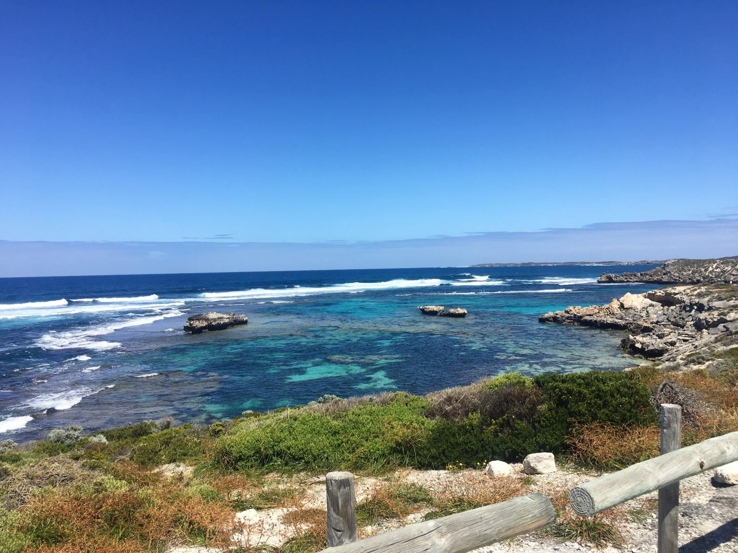 Day tripping on Rottnest Island
