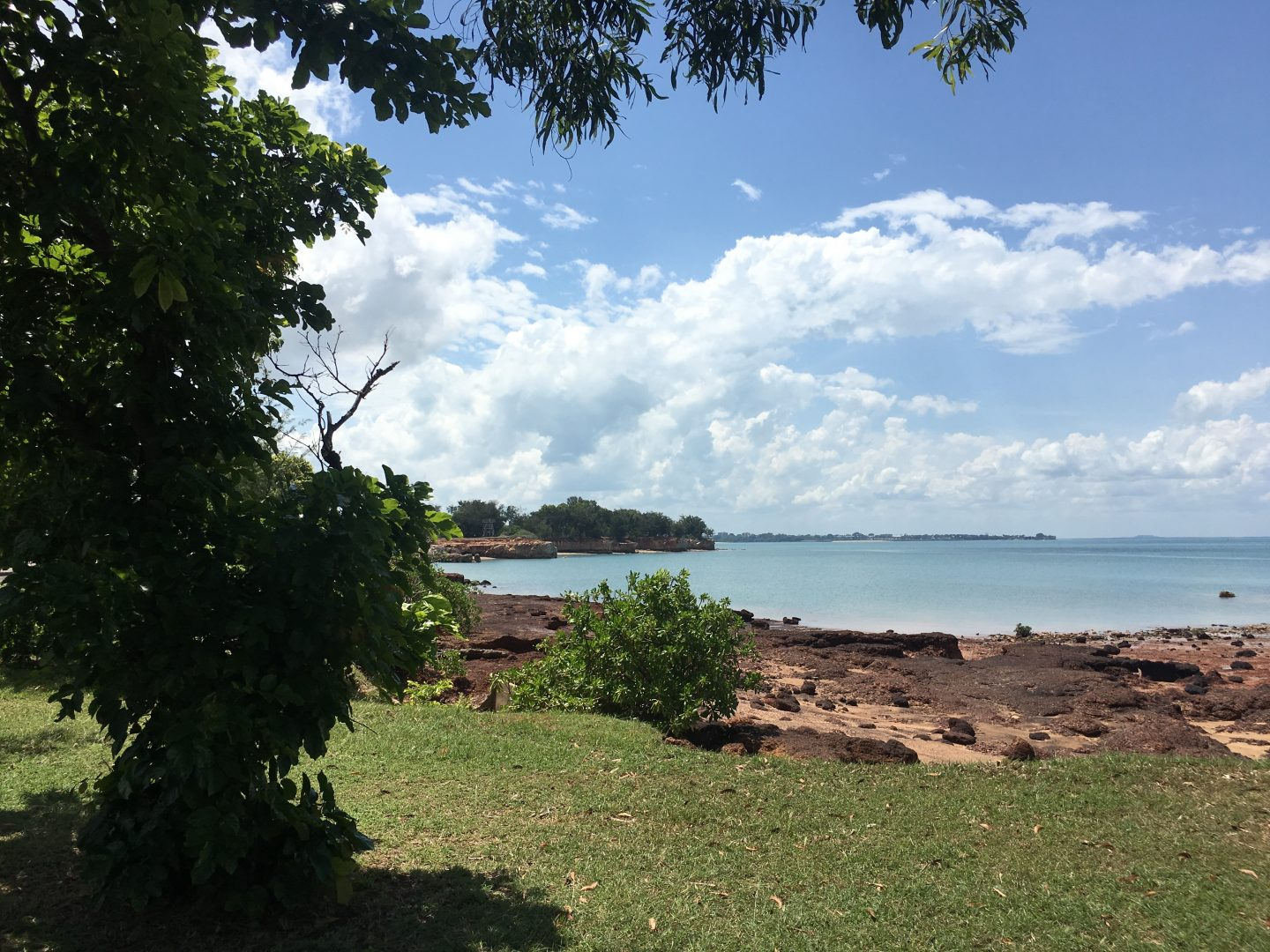 East Point Reserve in Darwin