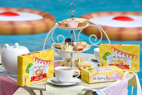 An Exceedingly Good Summer with Mr Kipling