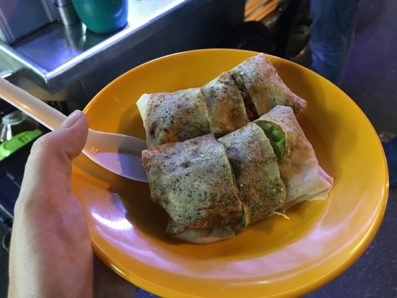 Poh Piah at New Lane Hawker Centre, Malaysia