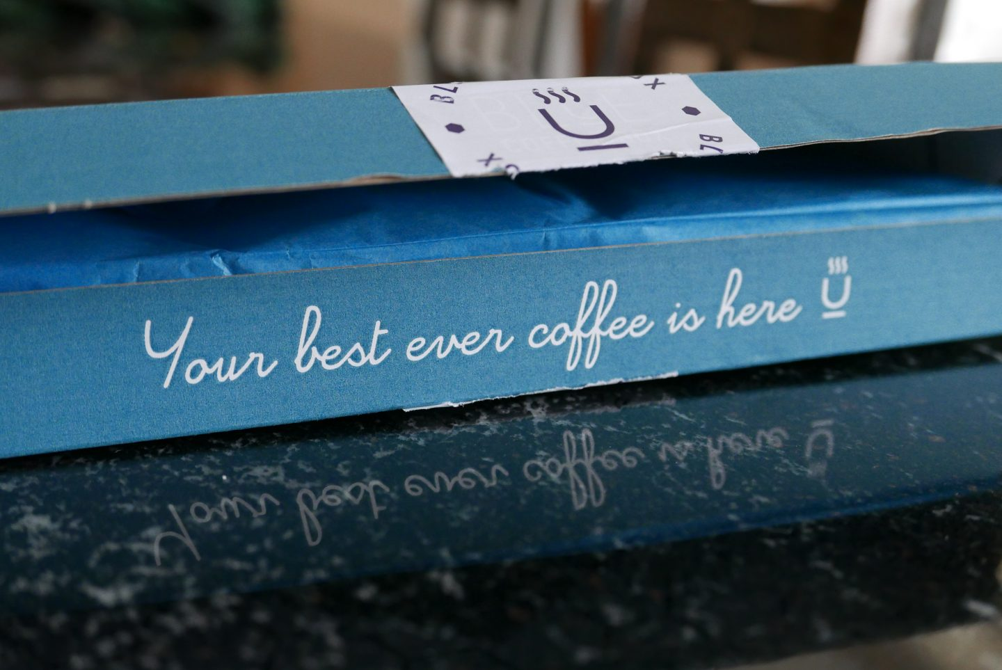 Blue Coffee Box – Speciality Coffee By Post